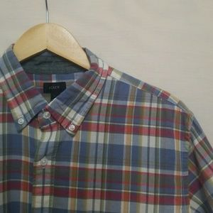 J Crew Button Down L